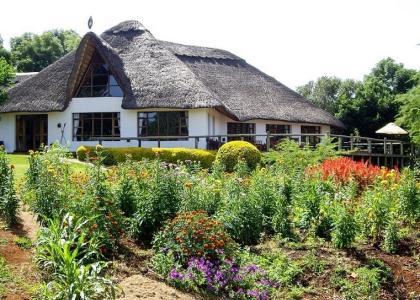 Bo på Ngorongoro Farm House