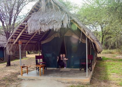 Tarangire Safari Lodge i Tanzania