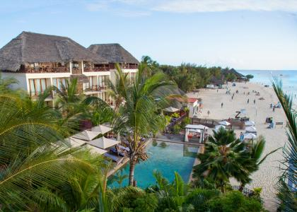 Slap af på de dejlige strande ved Zanzibar