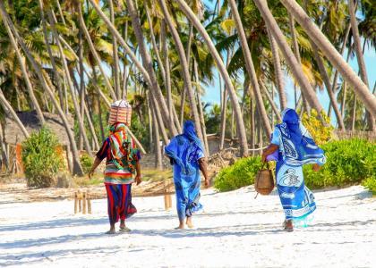 Zanzibar er eksotisk og farvestrålende